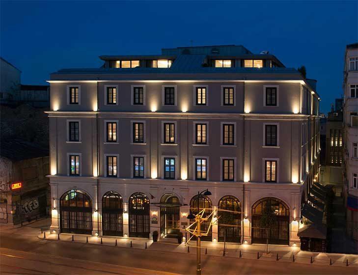 10 Karaköy Istanbul