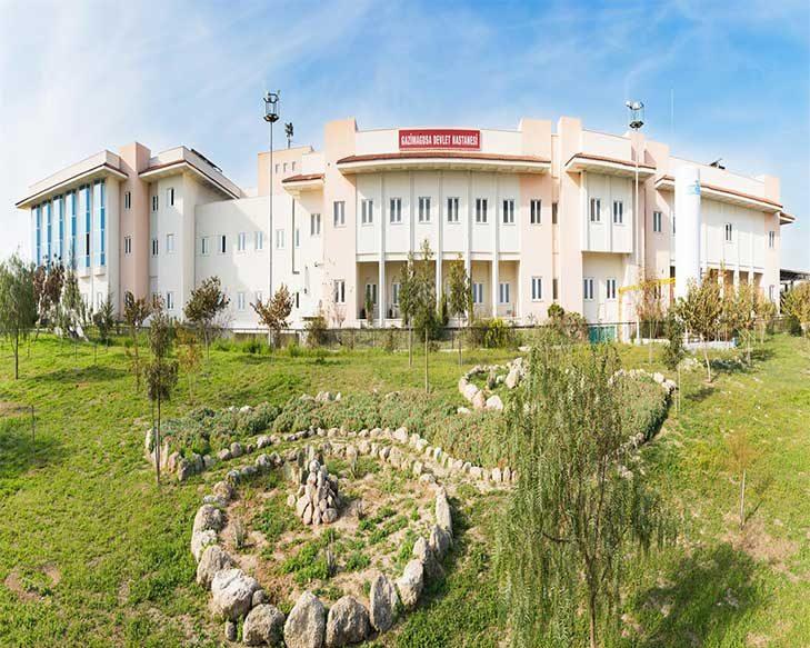 Magosa Devlet Hastanesi