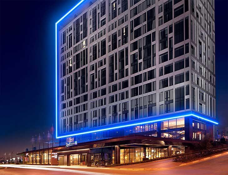 Radisson Blu Hotel – Ataşehir