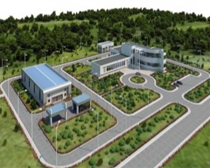 Türkmenistan – Türkmenabat (Carcov) Acil Vilayet Hastanesi