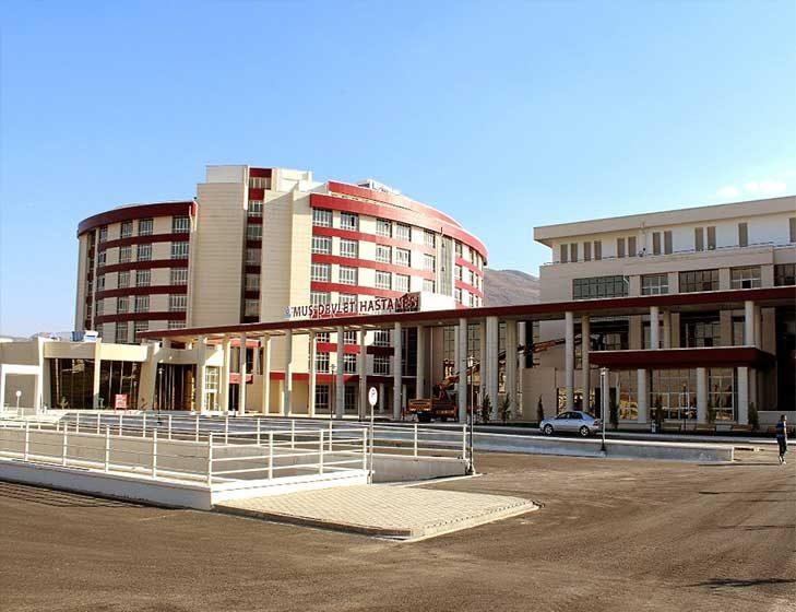 Muş Devlet Hastanesi