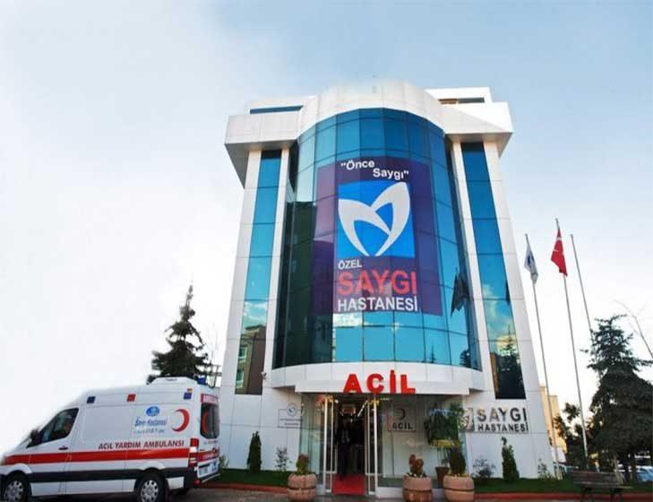 Özel Saygı Hastanesi – Ameliyathaneleri