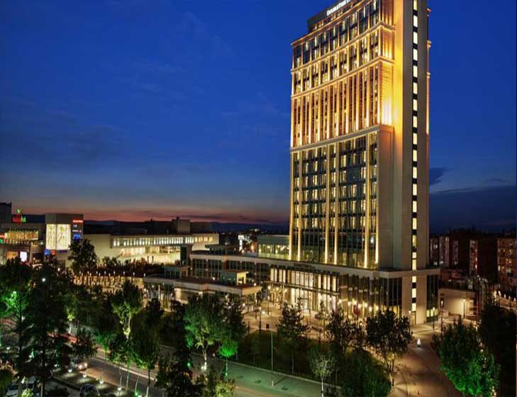 Double Tree by Hilton Malatya