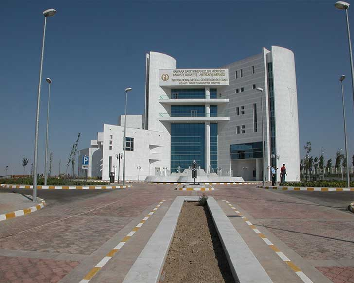 Türkmenistan – Aşgabat Diagnostic Center