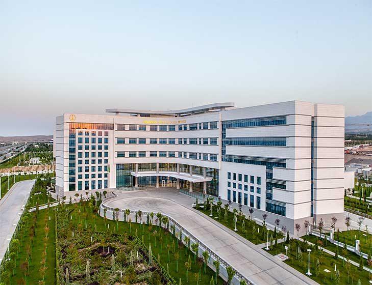 Aşgabat Nöroloji Hastanesi