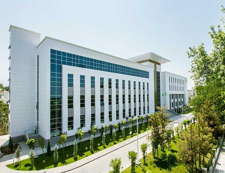 Aşgabat Toplum Sağlığı Merkezi
