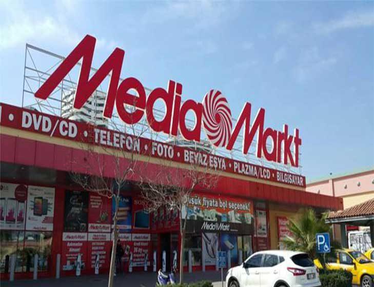 Adana AVM – Media Markt Mağazası