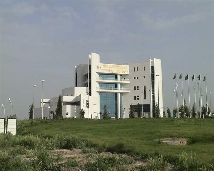 Türkmenistan – Türkmenabat (Carcov) Diagnostic Center