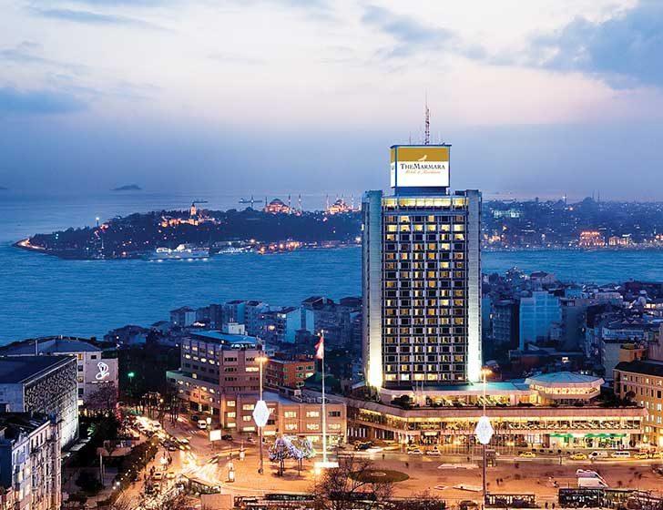 The Marmara – Taksim