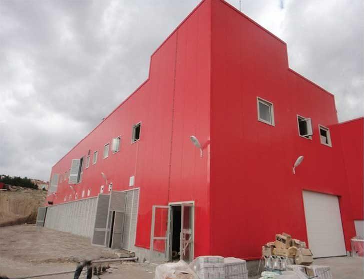 Coca Cola Fabrikası – Bakü / Azerbeycan