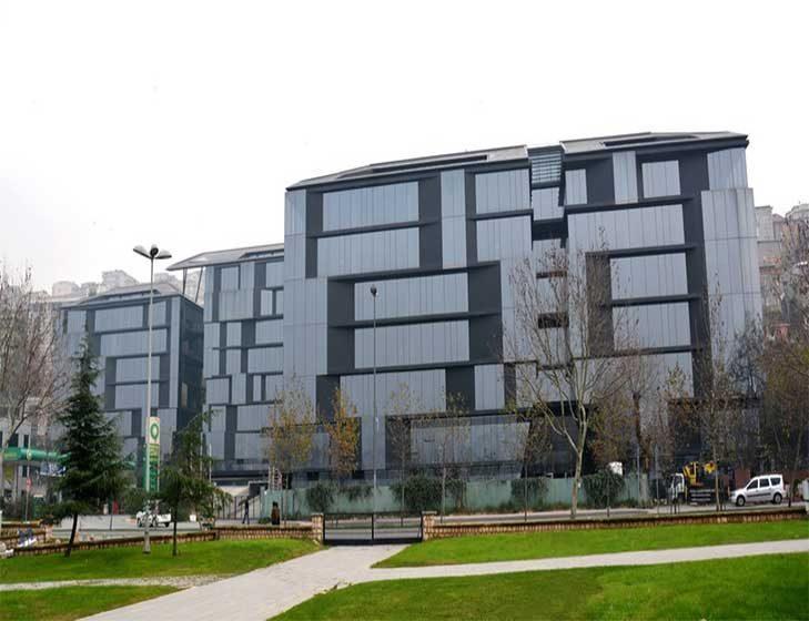 Haliç Üniversitesi Sütlüce Kampüsü