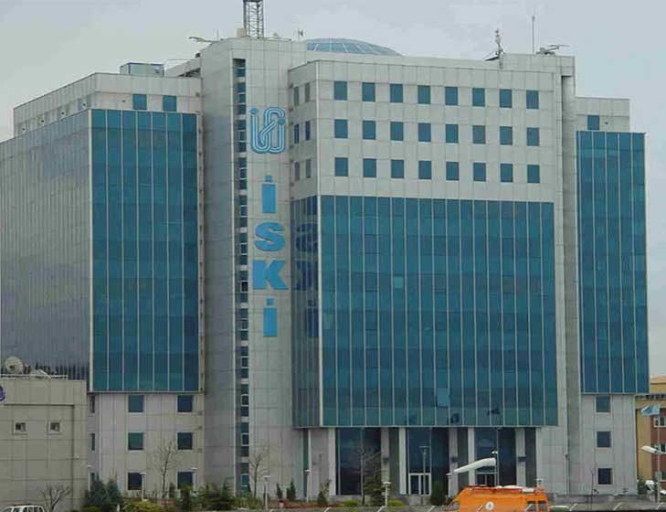İSKİ Kağıthane Genel Binası