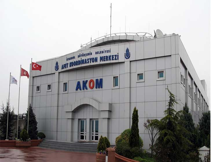 İstanbul Afet Koordinasyon Merkezi
