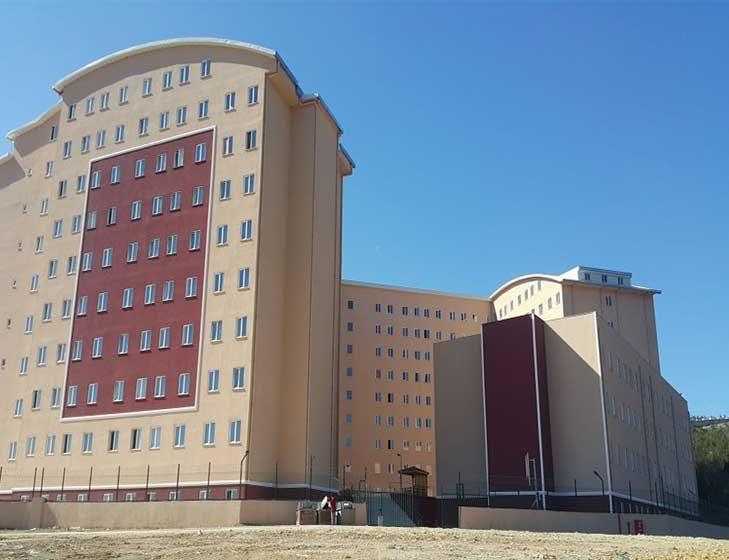 Kocaeli Üniversitesi Gazi Süleyman Paşa Erkek Öğrenci Yurdu