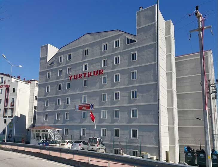 Kocaeli Üniversitesi Şerife Gelin Kız Öğrenci Yurdu