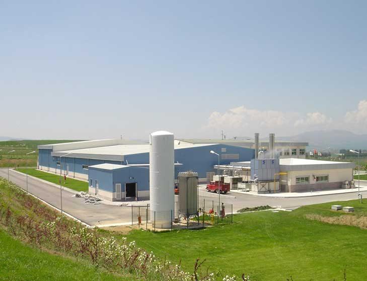 Türktıpsan Parenteral Solusyon (Serum) Fabrikası