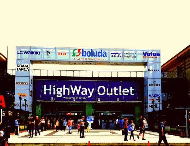 Bolu – Highway Outlet AVM