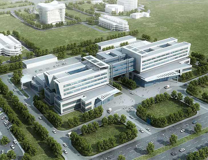 Aşgabat Endokronoloji Hastanesi