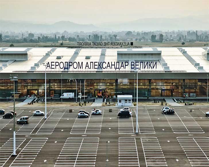 Üsküp Uluslararası Havalimanı