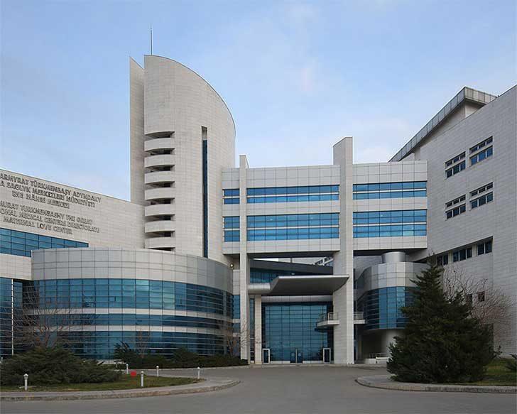 Aşgabat Kadın Doğum Hastanesi
