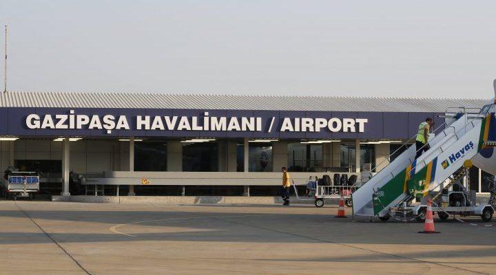 Gazipaşa Havalimanı