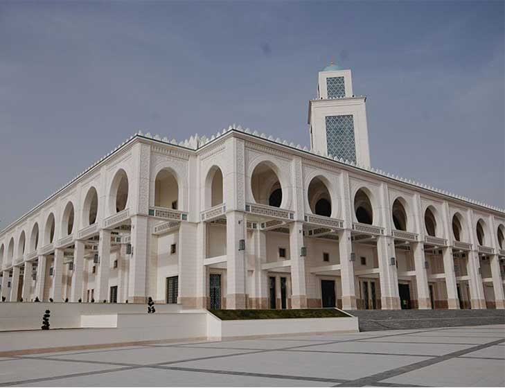 Abdel Hamid IBN Badis Camii – Cezayir