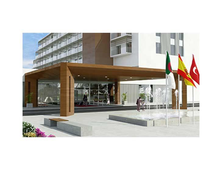 Blida Military Hotel – Cezayir