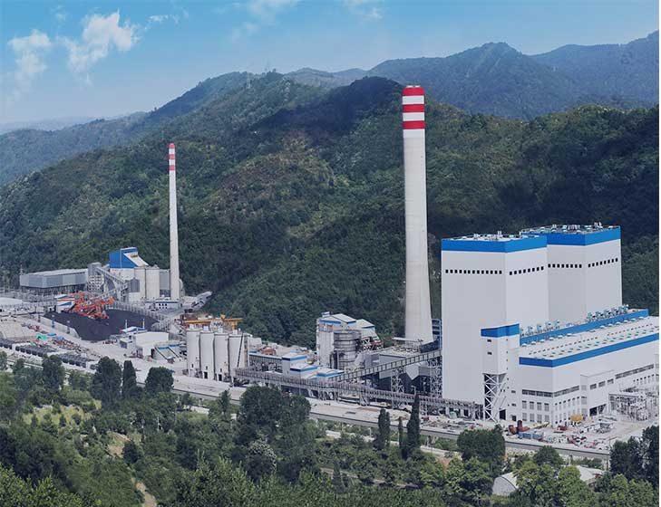 Eren Enerji Isı Merkezi, Konutlar, Yemekhane ve Giriş Binası