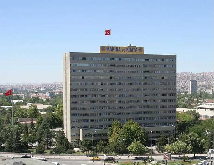 MKEK Genel Müdürlük Binası