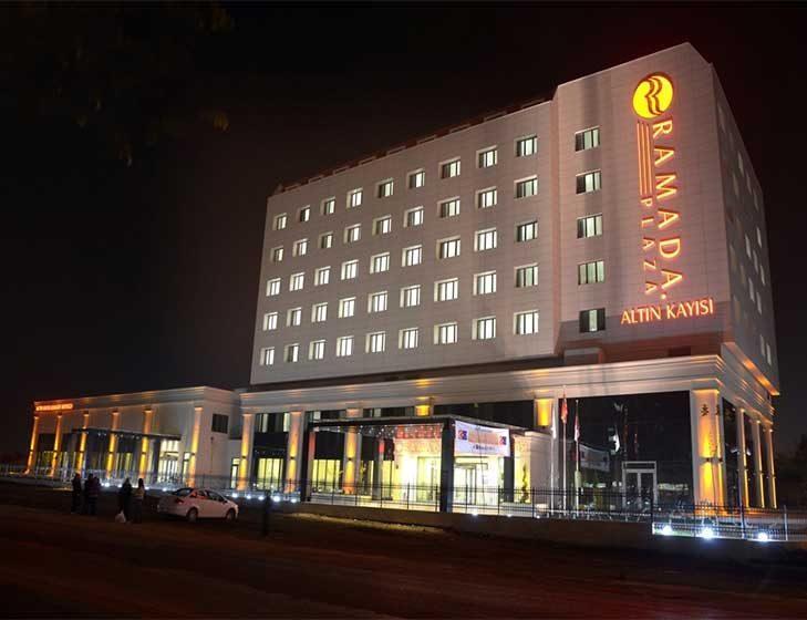 Ramada Plaza Malatya Altın Kayısı