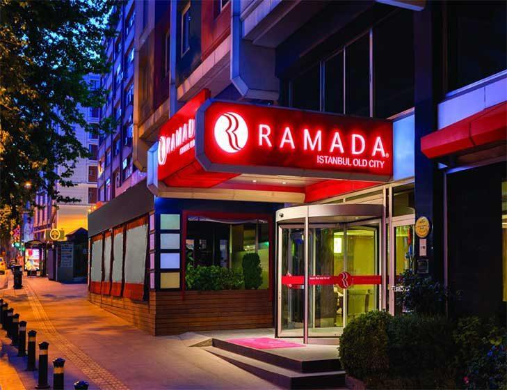 Ramada Istanbul Old City Hotel