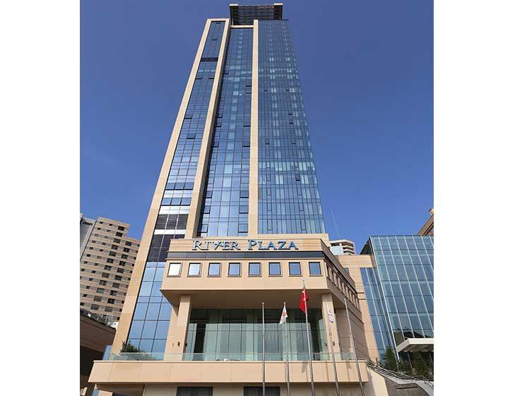River Plaza Ofis Binası