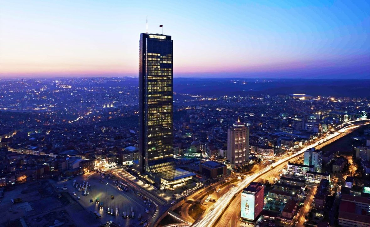 İstanbul – Sapphire Residence