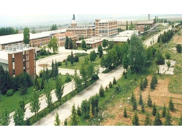 TMO Afyon Alkaloidleri Fabrikası