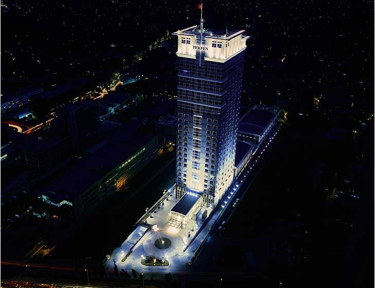 Tekfen Tower
