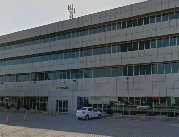 Turkcell İzmir Opersayon Merkezi
