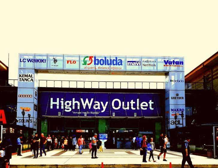 Bolu – Highway Outlet AVM