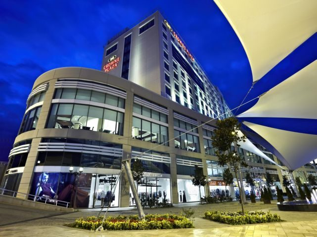 Crowne Plaza Istanbul – Asia